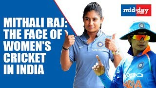 How Mithali Raj changed the face of women's cricket in India
