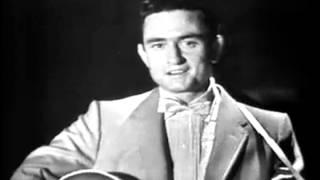 "Johnny Cash ""Ballad of a Teenage Queen"""