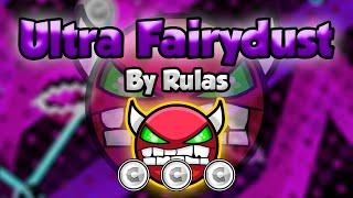NINE CIRCLES LILA! Geometry Dash [2.0] (Medium Demon) - Ultra Fairydust by Rulas - GuitarHeroStyles