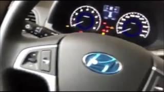 Hyundai Accent 2018 Full Interior Features