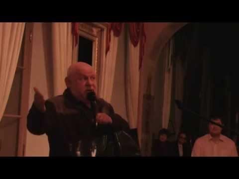 Семен Фурман отжигает на вручении Царскосельской премии