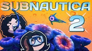 Subnautica: Beautiful Day For a Swim - PART 2 - Game Grumps