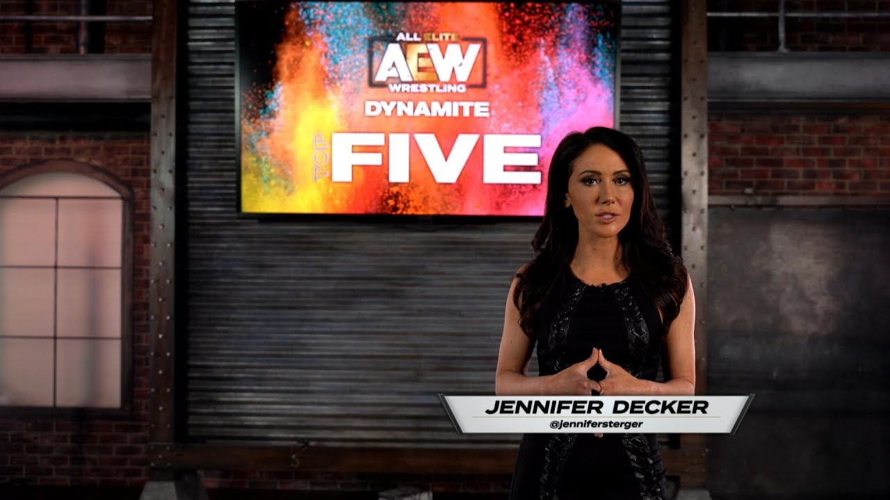 Top 5 AEW DYNAMITE Moments | Feb. 5th, 2020