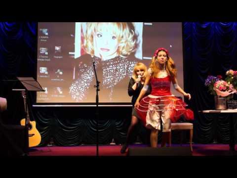 Ирина Цывина. Концерт в Джаз Клубе Кино. Песня