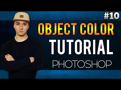 How To Change The Color Of An Object Easily
