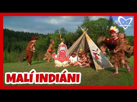 Míša Růžičková - Malí indiáni (Cvičíme s Míšou)