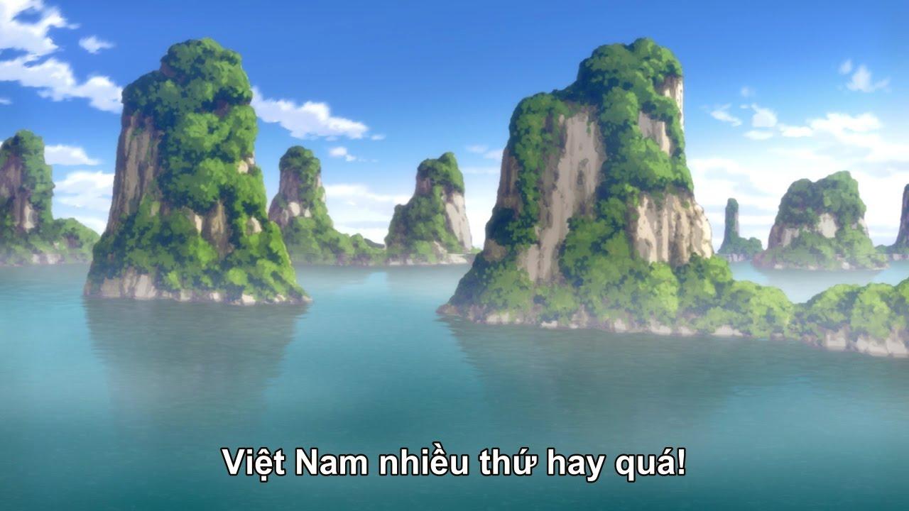 v u1ecbnh h u1ea1 long trong anime