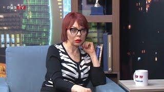 Bac tv. Վախից պետք է միշտ ազատվել․ Մարինա Պողոսյան