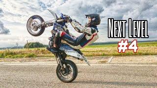 Wheelie Training #4 | Next Level Shit! | Kranke Wheelies | KTM EXC 125