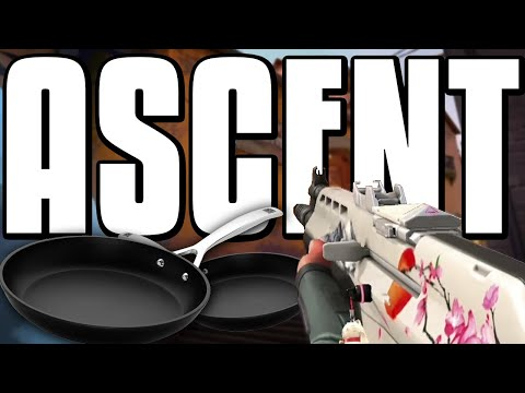 FRYING ON ASCENT  