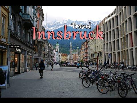 [เที่ยวยุโรป] Traveling Innsbruck - Hofburg, Golden roof : Austria Travel Vlog Ep71