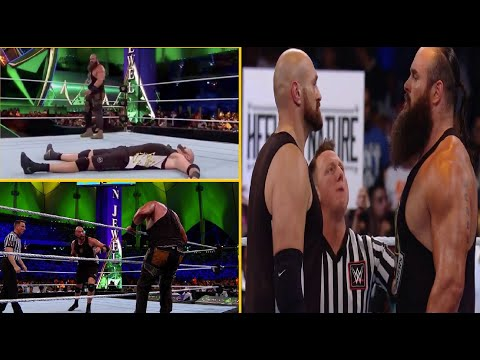 KNOCKOUT: TYSON FURY vs BRAUN STROWMAN - WWE CROWN JEWEL FIGHT REVIEW!! NO FOOTAGE!!