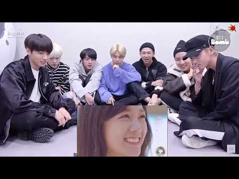 BTS   Reaction to pool advertising