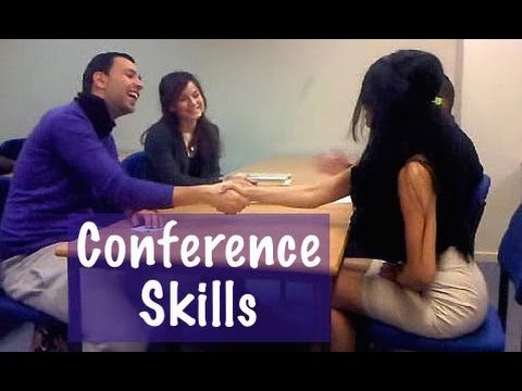 Law students Conducting a Conference | idylle♡doll
