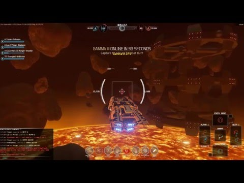 Fractured Space Gameplay - Venture - Loa shows us how it's done!