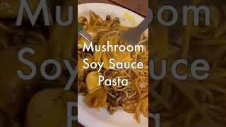 새송이 간장 파스타 | 삼겹살 파스타 버섯 ver. |…