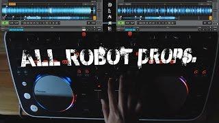 ELECTRO ROBOT MIX 2015 | Blare