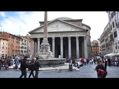 Rome, Italy: The Pantheon