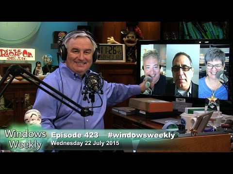 Windows Weekly 423: Bitter, Sweet and Salty
