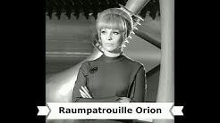 "Eva Pflug als Tamara Jagellovsk in ""Raumpatrouille Orion"""