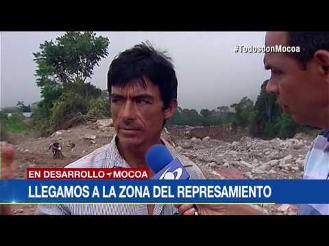 Aquí inició la avalancha en Mocoa: campesinos dicen que advirtieron peligro y no los escucharon