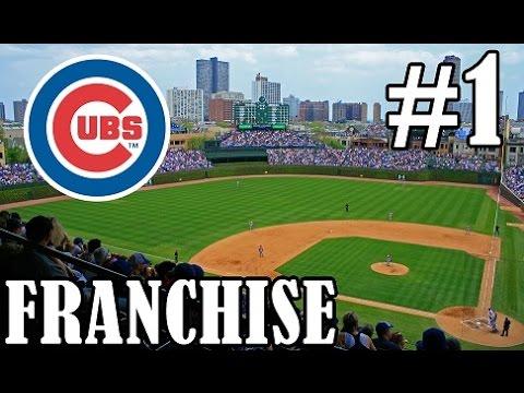 MLB 15 The Show: Franchise Mode Part 1 (Fantasy Draft) [1080P HD]