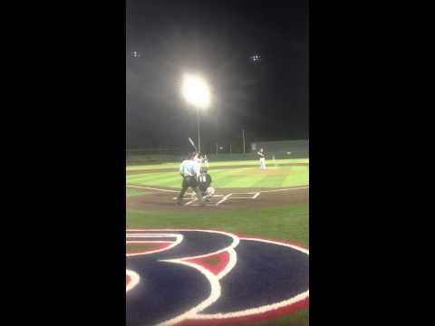 Dylan Schneider Texas Stix ) @ Dallas Baptist 9-18-2013 vs. Fort Worth Cats