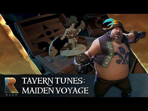 Sea of Thieves Tavern Tunes: Maiden Voyage
