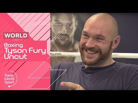 Tyson Fury: Fun & Frank Interview on Trans World Sport