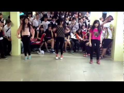 tOs P'leng yang na kor Trom Dance it is amazing that uuu can dance anwe always GB Revolution (sis)