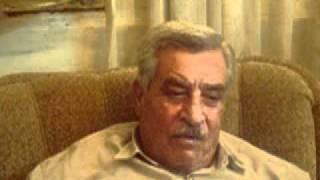 مقابلة تاريخ شفوي للنكبة الفلسطينية مع السيد عبدالعزيز العطي من قرية ياصور - غزة - فلسطين المحتلة