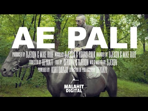 DJEXON feat. MIKE RIDE - AE PALI (OFFICIAL VIDEO)