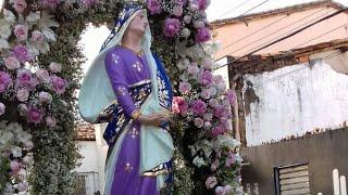 Chegada Da Procissão De Nossa Senhora Das Dores Sergipe 2018