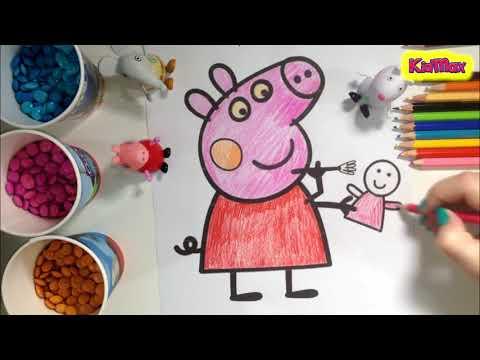 Peppa Pig Português Brasil ⭐️ Vários Episódios Completos ⭐️ Peppa Dublado ⭐️ KidMax