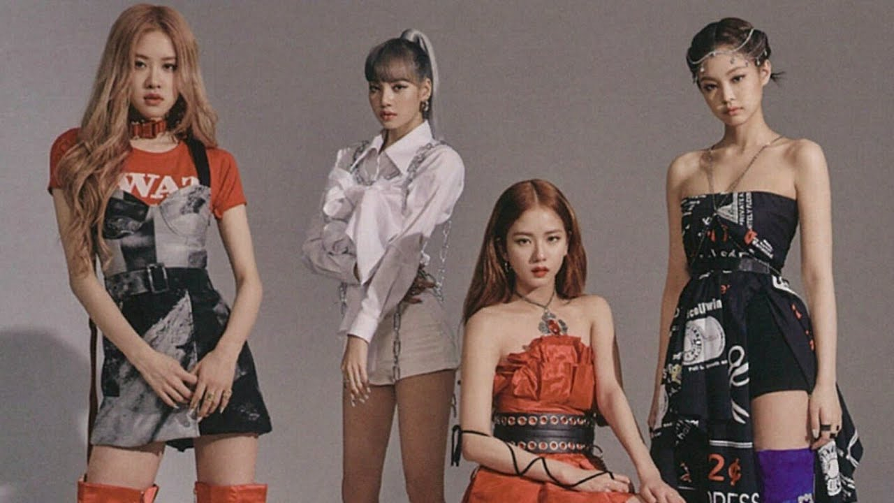 Blackpink Kill This Love Photo Book Compilation Youtube