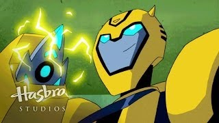 Transformers: Animated - We're a Team