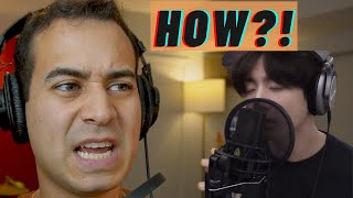 Music Producer Reacts to BTS Studio Vocals | 방탄소년단 Singing Reaction