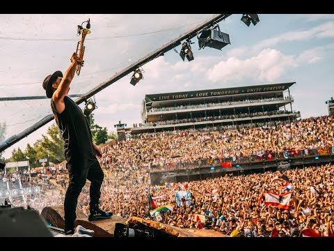 Timmy Trumpet  Tomorrowland Belgium 2018