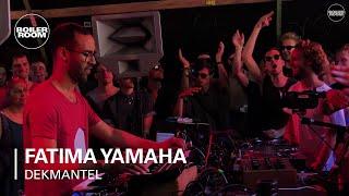 Fatima Yamaha Boiler Room x Dekmantel Festival Live Set