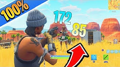 how to have 100 shotgun aim fortnite tips and tricks how to aim better in fortnite ps4 xbox tips duration 10 31 - how to aim better on fortnite ps4