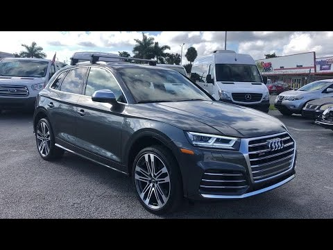 2018 Audi SQ5 Miami, Kendall, Miami Gardens, North Miami Hialeah FL KBB99903A