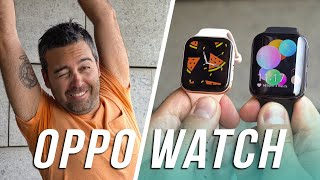 OPPO WATCH arriva in ITALIA: display curvo e WEAR OS!