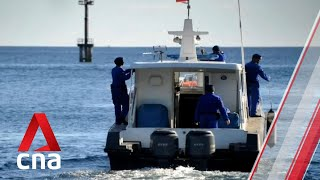 Submarine search: Warships deployed as oxygen supply due to run out in 72 hours