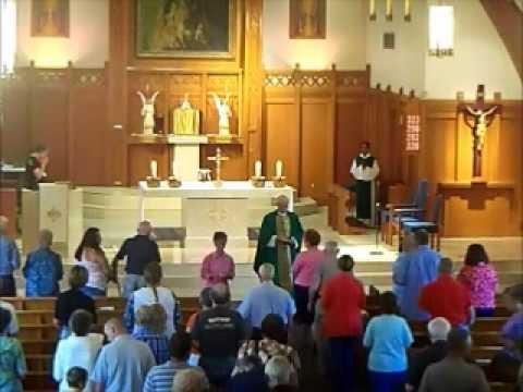 062913AD Communion Hymn: Be Not Afraid