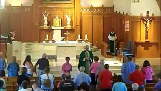 062913AD Communion Hymn: Be Not Afraid