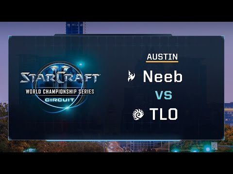 Neeb vs. TLO PvZ - Group C Stage 3 - WCS Austin 2017 - StarCraft II