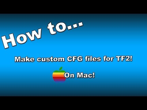 How to Make Seperate Config Files for Classes in TF2 (Mac)