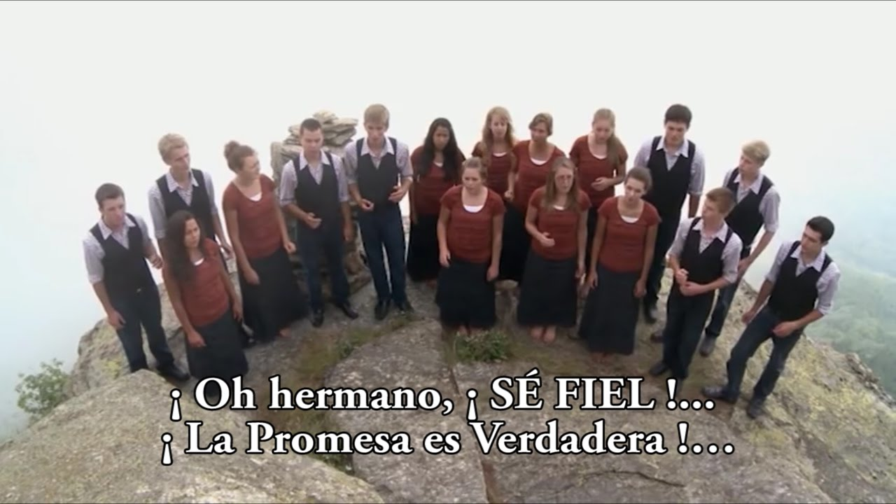 OH HERMANO, SÉ FIEL - Fountainview Academy