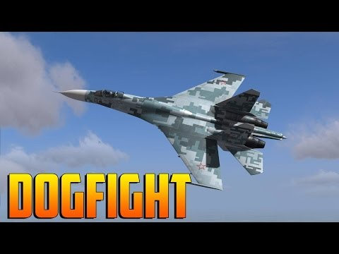 DCS World - Dogfight