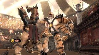 Mortal Kombat 9 - Kintaro Expert Ladder